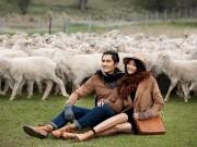 Chân dài Vietnam's Next Top Model sang Úc chăn cừu