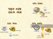 Bếp Eva - Thực đơn giảm cân trong 1 tuần: Ngày 7 - Ăn nhiều cháo