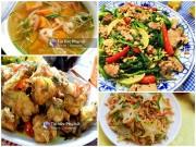 Bếp Eva - Cuối tuần vào bếp nấu ăn ngon