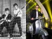 Làng sao - Bất ngờ với hình ảnh điển trai của danh ca Elvis Phương 50 năm trước
