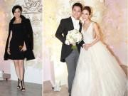 """Dàn sao khủng tới dự đám cưới """"Chị Cả TVB"""" Dương Di"""