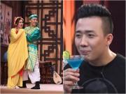 """Làng sao - Kỳ tài thách đấu: Trấn Thành bị nữ diễn viên hài gọi là """"Thái giám"""""""