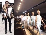 Stylist Việt hiếm hoi được dự show của Christian Dior