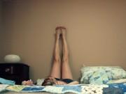 Làm đẹp - Mỡ bụng - đùi - mông sẽ tự tiêu biến nếu nằm trên giường 5 phút mỗi ngày
