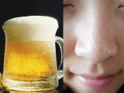 Làm đẹp - Mách bạn cách làm đẹp từ A - Z với lon bia hơn 10 ngàn đồng