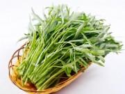 Bếp Eva - Những ai không nên ăn rau muống?