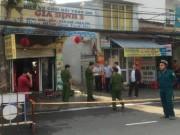 Tin tức - Cháy cửa hàng dịch vụ cưới hỏi, hai vợ chồng và con nhỏ tử vong