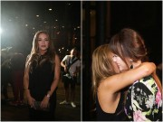 Làng sao - Thanh Hà ôm chầm Hari Won, phá tin đồn tình cảm rạn nứt
