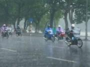 Tin tức - Không khí lạnh ảnh hưởng tới Bắc Bộ, Hà Nội có mưa dông