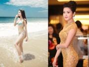 """Làm đẹp - Hoa hậu Việt lần đầu tiết lộ bí quyết sở hữu """"vòng eo con kiến"""""""