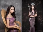 Làng sao - Khó rời mắt khỏi vẻ đẹp yêu kiều, đầy ngọt ngào của Hoa hậu Mỹ Linh!