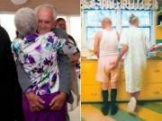 Eva Yêu - Loạt bức ảnh chứng minh: Càng già yêu càng... bạo!
