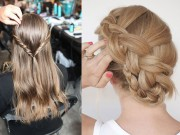 Làm đẹp - Là con gái nhất định phải một lần thử những kiểu tết tóc này