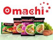 Tin tức thị trường - Mì gói khoai tây Omachi – Truyền cảm hứng cho cuộc sống 10 phân vẹn 10