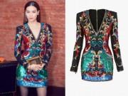 Thời trang - Hồ Ngọc Hà diện váy 80 triệu lấp lánh như bà hoàng