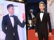 Làng sao - Isaac điển trai cùng dàn sao Hàn dự khai mạc Liên hoan phim Busan