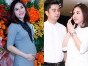 Làng sao - Vân Trang đã sinh con gái đầu lòng nặng 3,7kg