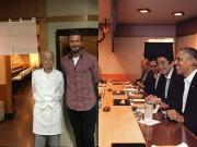 Bếp Eva - Tiệm sushi chỉ có 10 ghế mà Beckham, Obama cũng phải xếp hàng ghé thăm