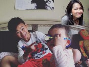 Làng sao - Diễn viên Kim Hiền không muốn có thêm em bé