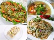 Bếp Eva - Ngon miệng với bữa cơm cuối tuần