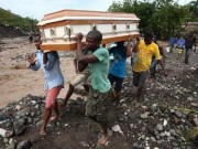 Tin tức - Cảnh hoang tàn và chết chóc ở Haiti sau cơn bão lịch sử Matthew