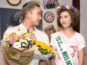 Thời trang - Bạn trai doanh nhân bất ngờ xuất hiện mừng sinh nhật Á hậu Thúy Vân