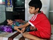 Làm mẹ - Mẹ ung thư gom góp từng đồng cho con một mình đến viện chạy thận