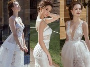 Làng sao - Ngọc Trinh diện váy xuyên thấu khoe thân hình gợi cảm ở Sydney