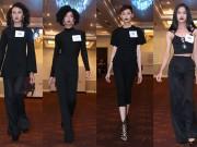 Thời trang - Ngày càng nhiều mẫu lưỡng tính góp mặt vào các show thời trang