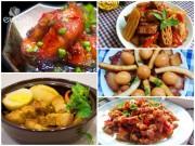 Bếp Eva - 5 món kho ngon cơm cho ngày thu
