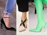 Những đôi giày này sẽ khiến phụ nữ đứng ngồi không yên