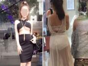 Thời trang - Tá hỏa trước những kiểu váy táo bạo của các cô gái trẻ