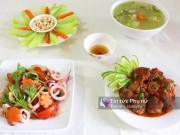 Bếp Eva - Bữa cơm ngon miệng ngày mát trời