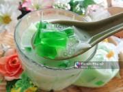 Bếp Eva - Chè thạch dừa tươi ngon, thanh mát