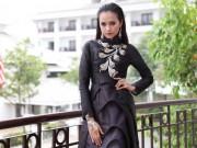 Thời trang - Ngọc Châu đeo đầy trang sức sau khi đăng quang Vietnam's Next Top Model
