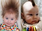 Làm mẹ - Những kiểu tóc độc lạ dành cho bé trai khiến ai cũng bật cười