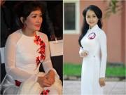 Sao Việt - Diễn viên, NSND Minh Hòa đồng hành cùng các nữ sinh duyên dáng