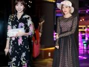 Thời trang sao Việt xấu: Hari Won mặc như bà ngoại, Bảo Thy hóa quý bà