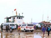 Tin tức - Chìm tàu hàng gần đảo Cồn Cỏ, nhiều người gặp nạn
