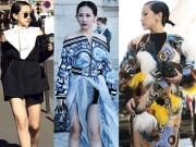 Gái một con Sài Gòn chịu chơi chi nửa tỷ đồng mua váy áo đi xem tuần lễ Paris