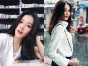 Làm đẹp - Đây mới là kiểu tóc và màu tóc hot nhất các mỹ nhân Việt cùng theo đuổi