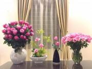 Nhà đẹp - 20/10: Mẹ Việt mách nước đủ cách cắm hoa đơn giản