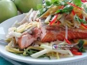 Bếp Eva - Cá hồi chua ngọt tươi ngon lạ miệng