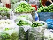 Mua sắm - Giá cả - Rau củ, trái cây tăng giá mạnh do mưa nhiều