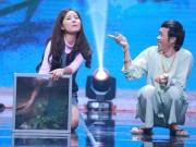 Nhà Cười: Bị Hoài Linh ép thò tay bắt ếch sống, Khánh Hiền vừa hát vừa run