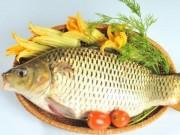 Sức khỏe - Những bộ phận của cá tuyệt đối không nên ăn