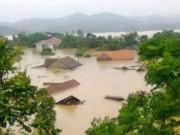 Tin tức - Hình ảnh Quảng Bình tan hoang vì mưa lũ, 17 người chết và mất tích