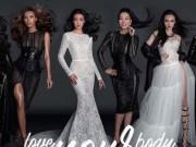 Thời trang - Hoa hậu Đỗ Mỹ Linh đẹp lấn lướt dàn chân dài hàng đầu Vbiz