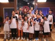 Bếp Eva - Top 12 Vua đầu bếp nhí chính thức lộ diện