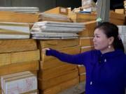 Mua sắm - Giá cả - Quảng Bình: Lấy 120 mẫu hải sản tồn kho kiểm nghiệm